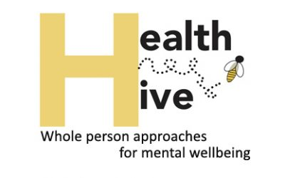 Health Hive: Co-led with psychiatrist Dr Shirley Gracias